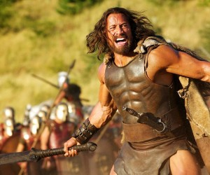 Hercules 2014 Movie (Rock) Dwayne Johnson