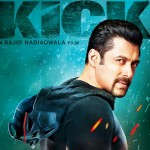 Kick Salman Khan Movie Poster Wallpaper