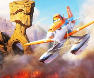 Planes Fire and Rescue Animation Movie Wallpapers