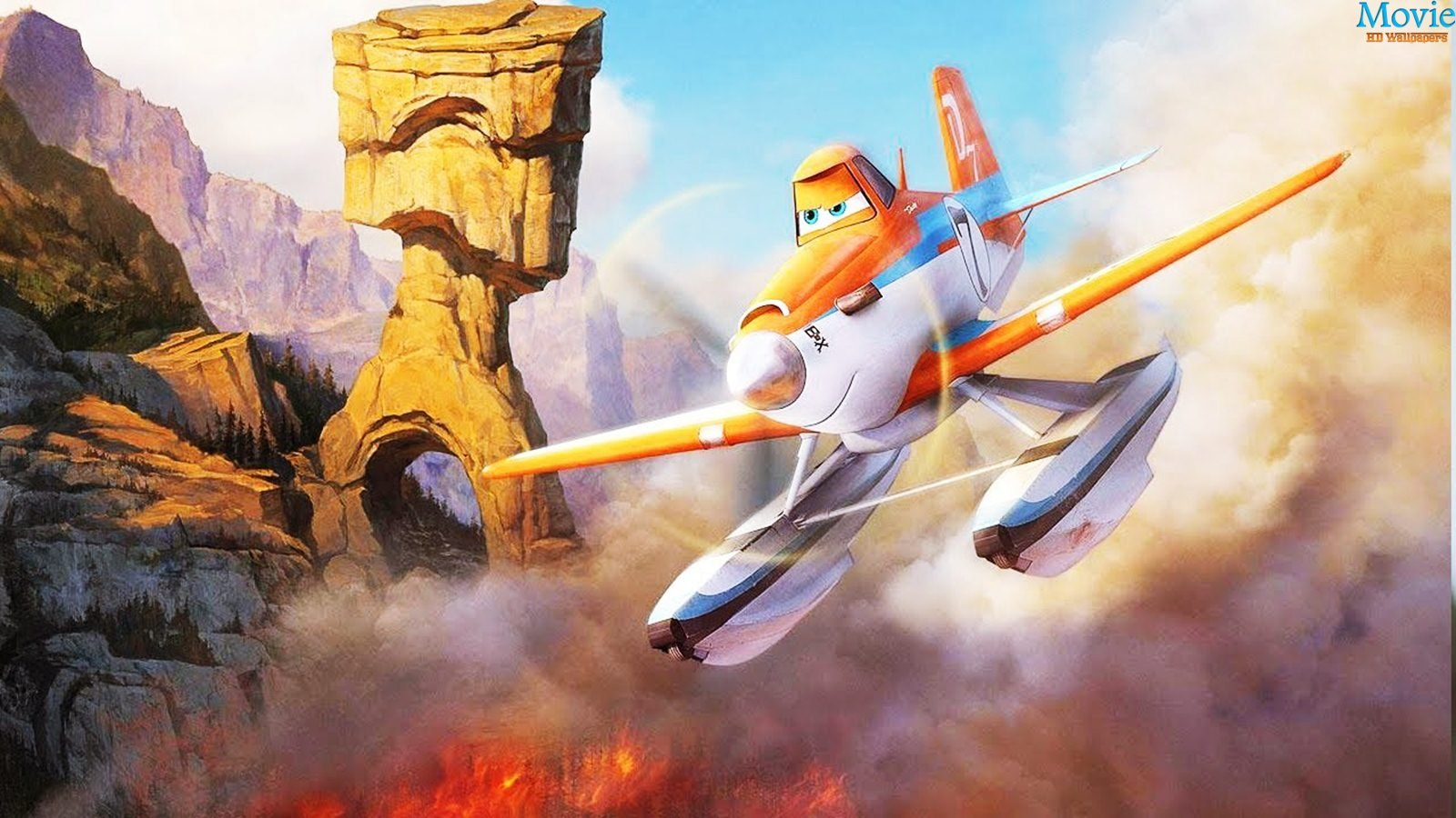 Planes: Fire & Rescue | Movie HD Wallpapers
