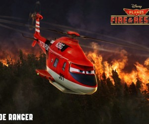 Planes Fire and Rescue - Blade Ranger