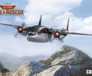 Planes Fire and Rescue - Cabbie