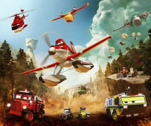 Planes Fire and Rescue HD Wallpapers