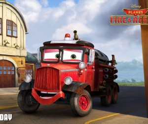 Planes Fire and Rescue - Mayday