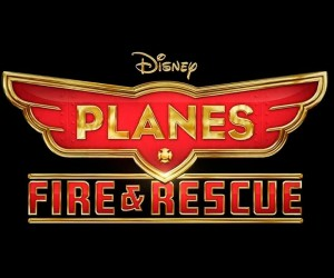 Planes Fire and Rescue Movie Logo