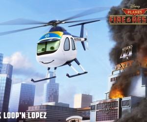 Planes Fire and Rescue - Nick Loop'N Lopez