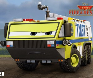 Planes Fire and Rescue - Ryker