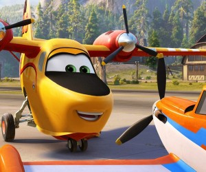 Planes Fire and Rescue Wallpapers
