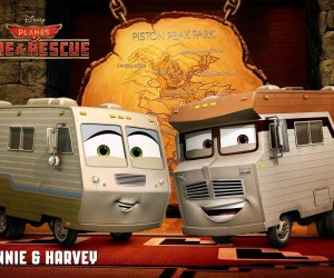 Planes Fire and Rescue - Winney and Harvey
