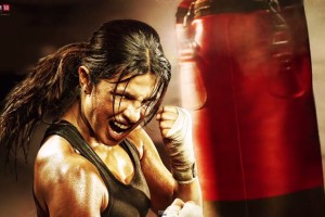 Priyanka Chopra - Mary Kom Movie Poster Wallpaper