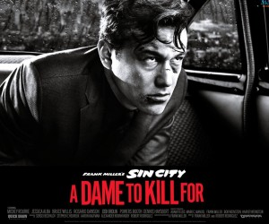 Sin City A Dame to Kill For Free Wallpapers