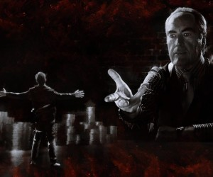 Sin City A Dame to Kill For Powers Boothe as Senator Roark HD Wallpapers