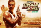 Singham Returns Movie Poster Wallpaper