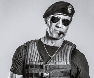 The Expendables 3 - Sylvester Stallone
