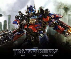 Transformers Age of Extinction - Optimus Prime Wallpapers