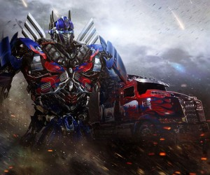 Transformers Age of Extinction Optimus Prime Wallpapers