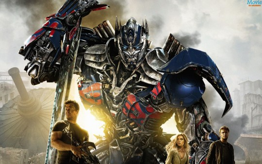 Transformers Age of Extinction Poster Wallpapers