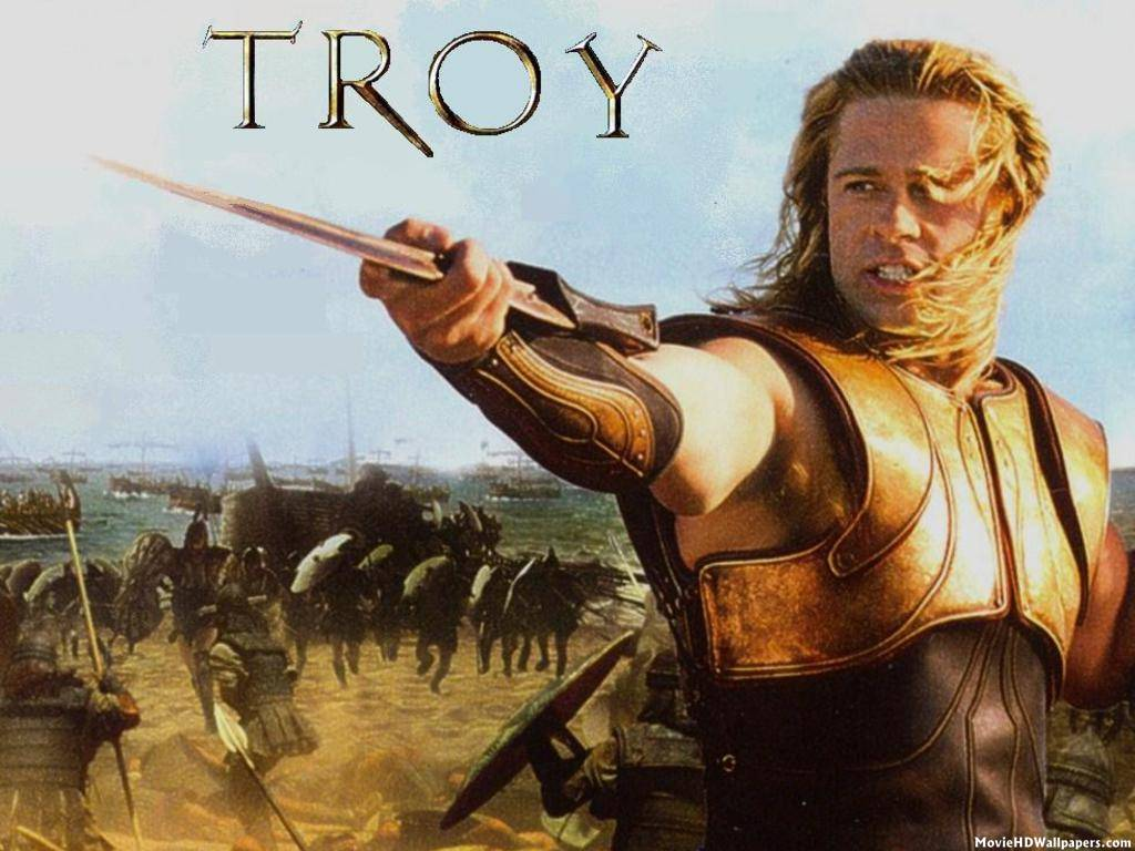 Troy (2004) - Movie HD Wallpapers