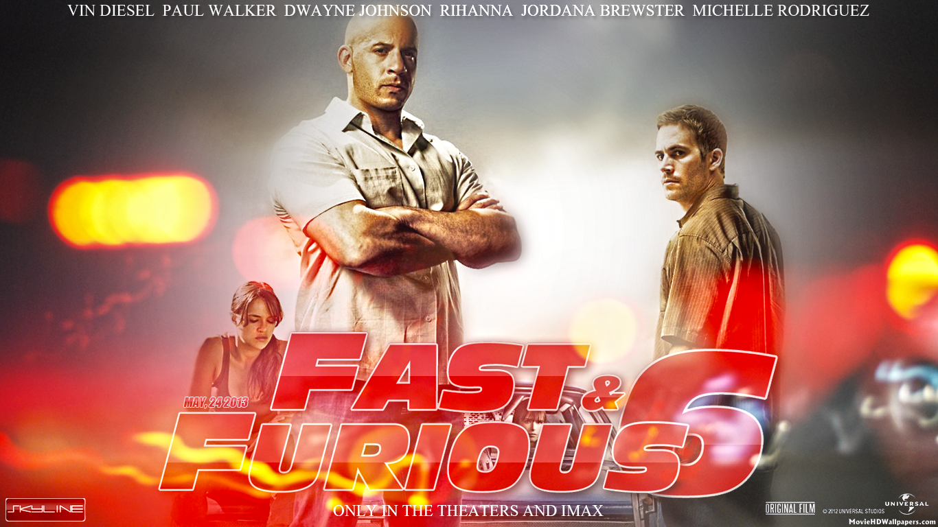 fast and furious 6 hd wallpapers for desktop
