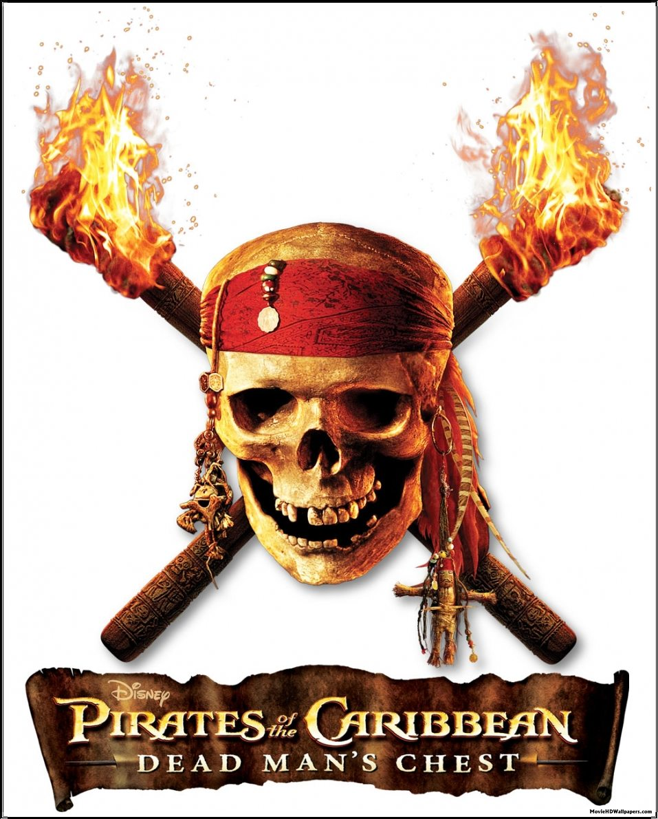 Pirates Of The Caribbean Wallpaper Hd: Pirates Of The Caribbean: Dead Man's Chest (2006)