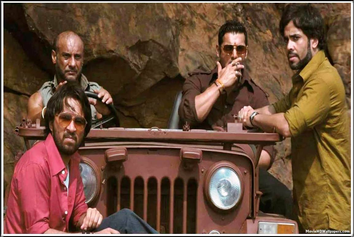 Shootout At Wadala 2013 Movie Hd Wallpapers