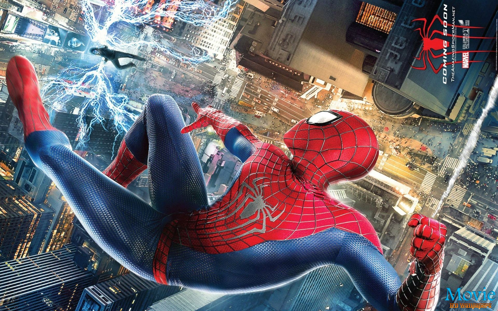 the amazing spiderman 2 2014 movie hd wallpapers