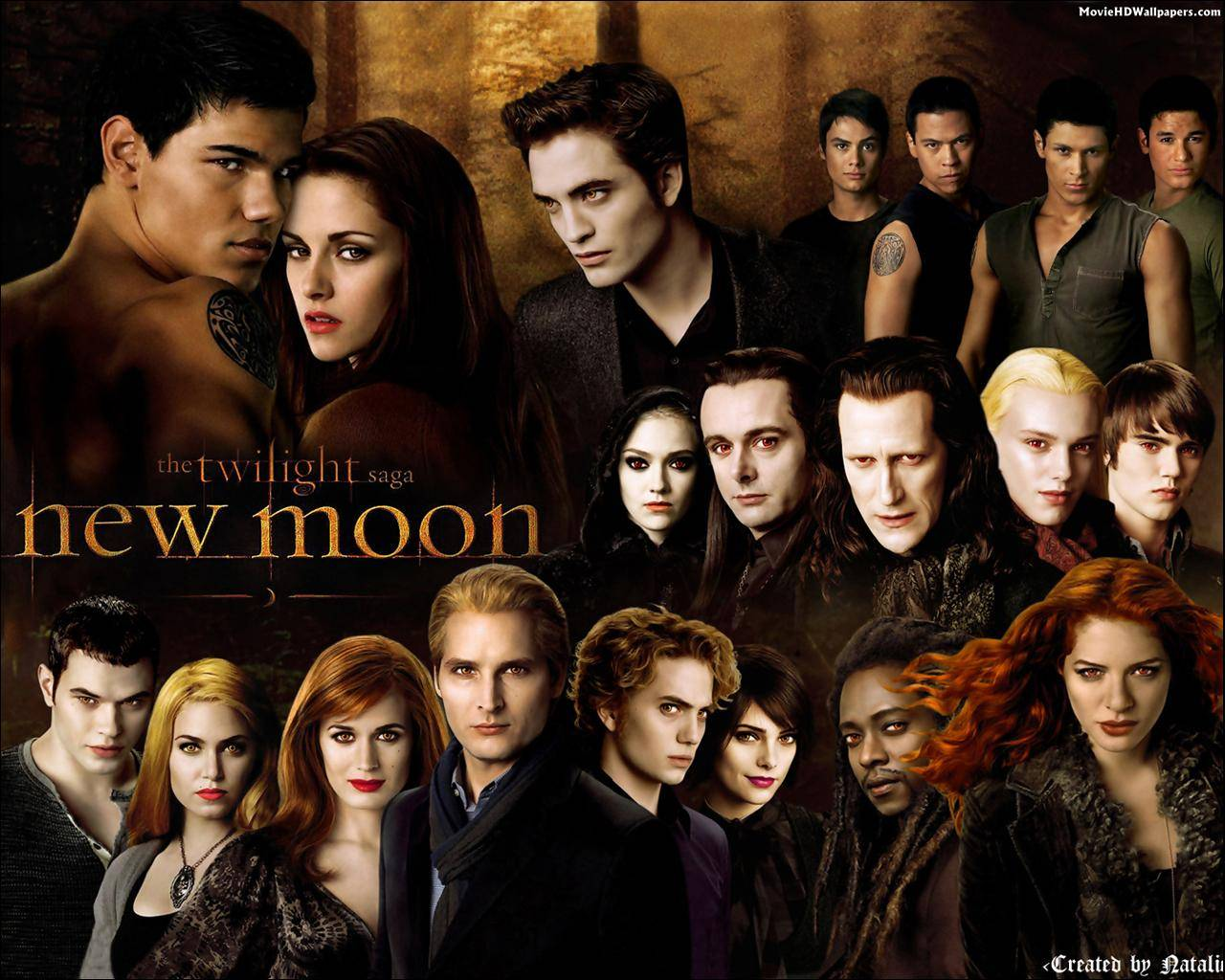 The Twilight Saga New Moon 2009 Movie