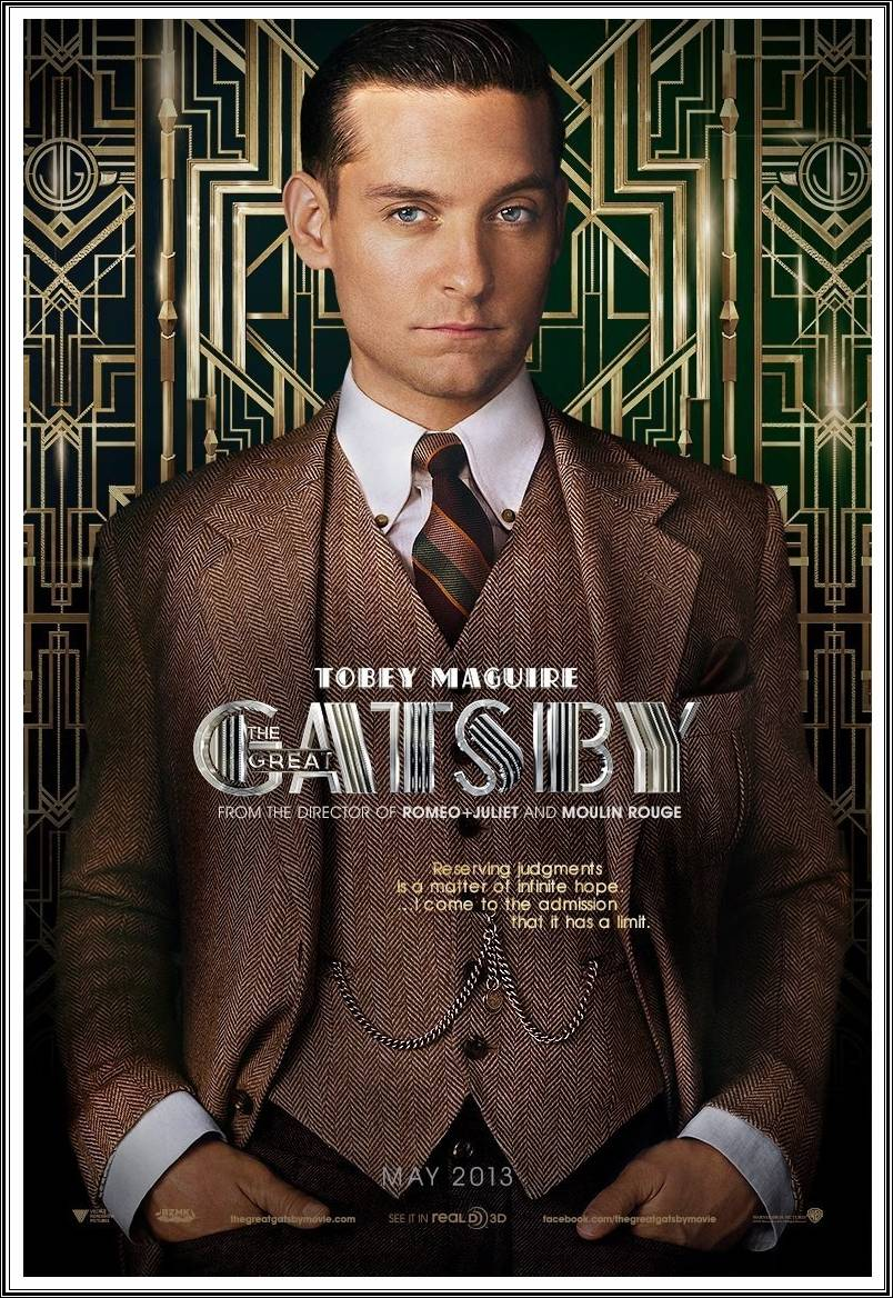 The Great Gatsby (2013) - Movie HD Wallpapers