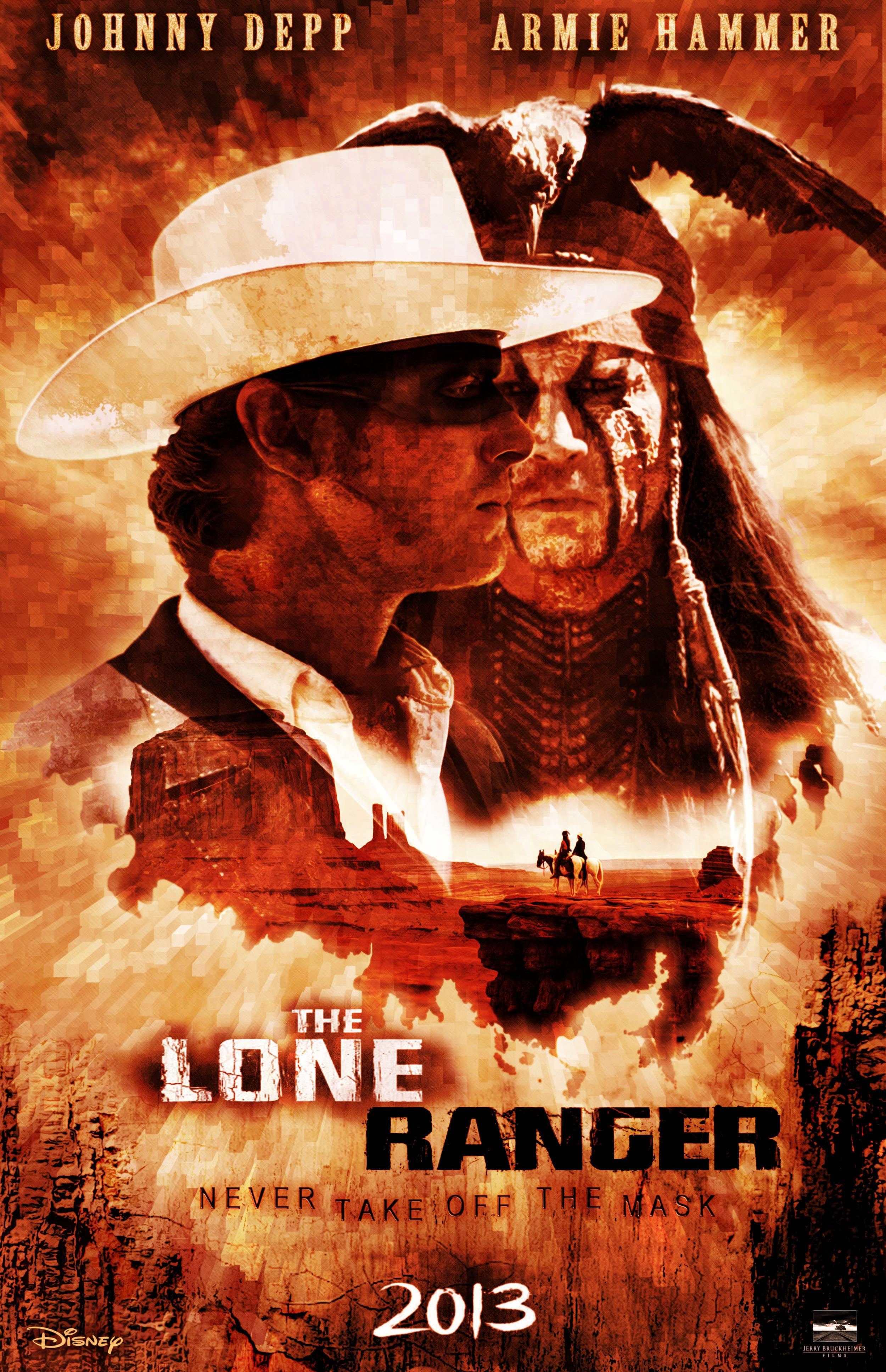 the lone ranger Based on the famous lone ranger adventures created by george w trendle for a detroit radio station and debuted on jan 30, 1933the first lone ranger.