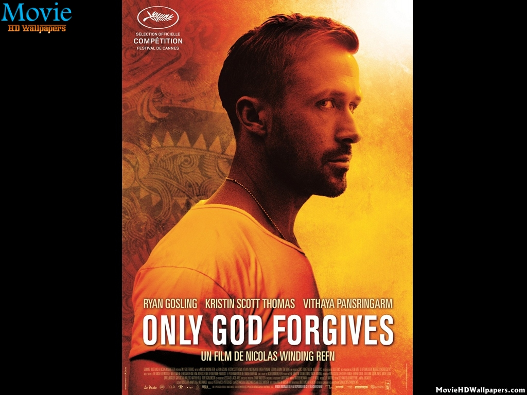 Only God Forgives Poster - Movie HD Wallpapers Exodus Gods And Kings Movie Poster