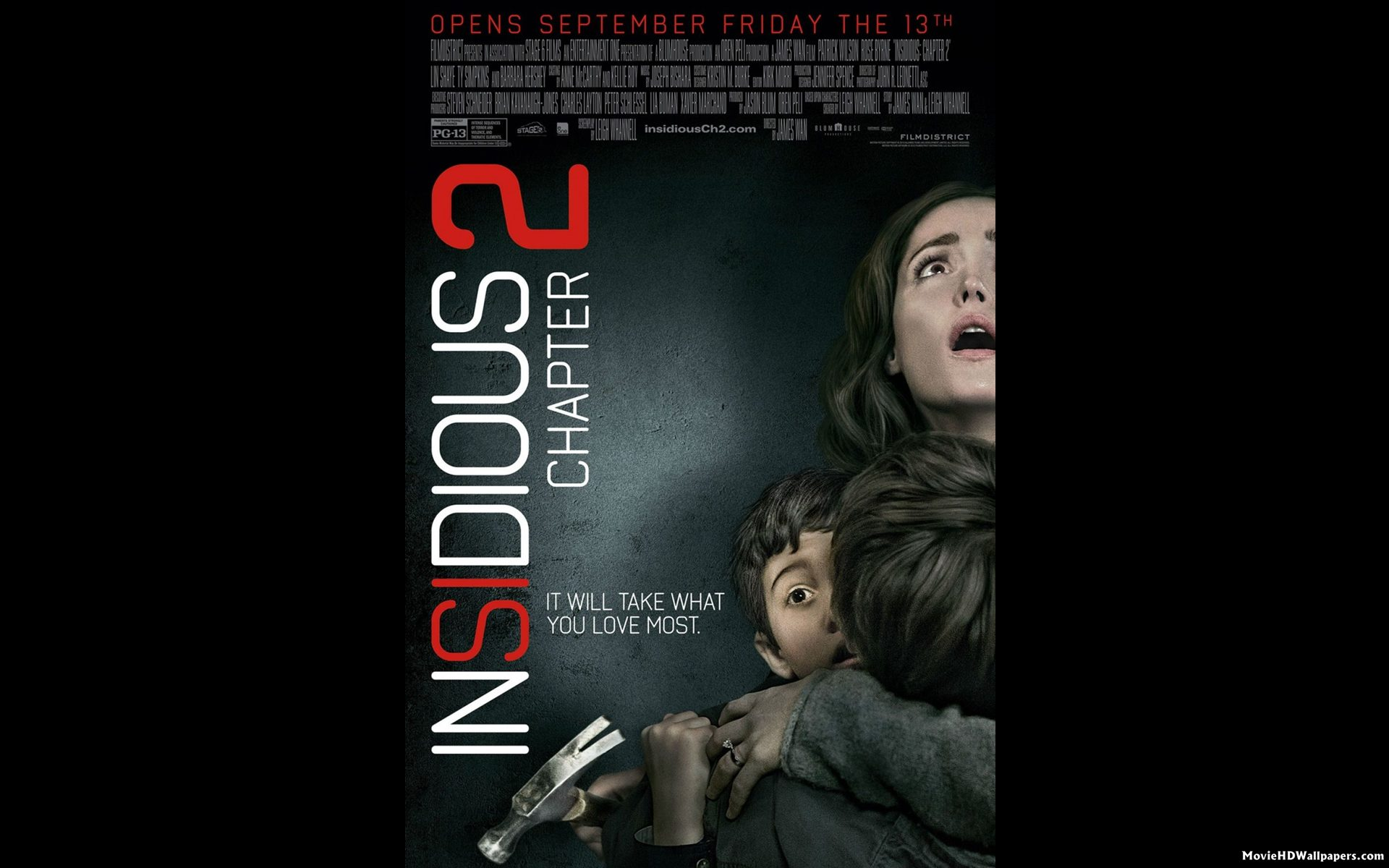 Insidious Chapter 2 (2...