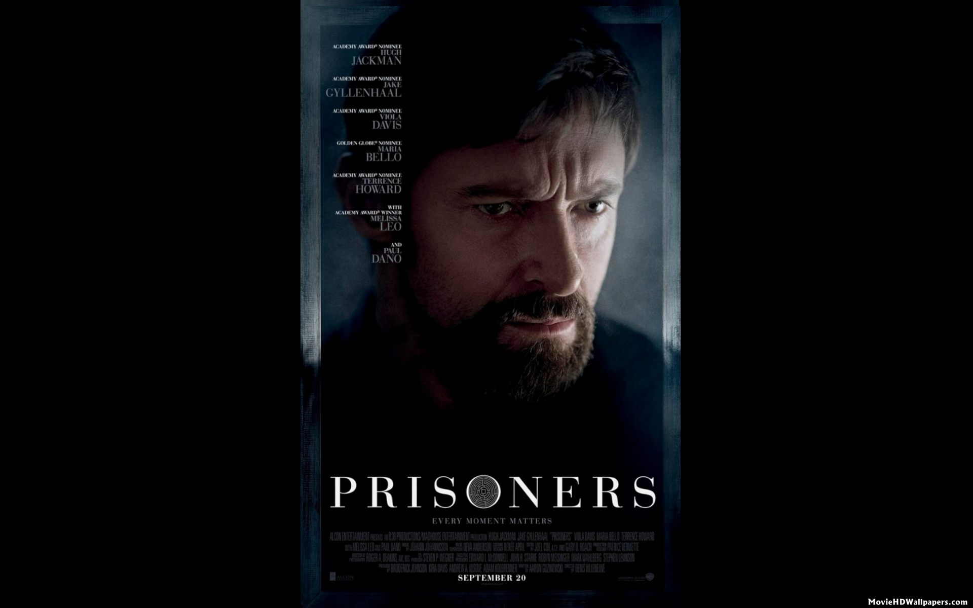 Prisoners (2013) - Movie HD Wallpapers