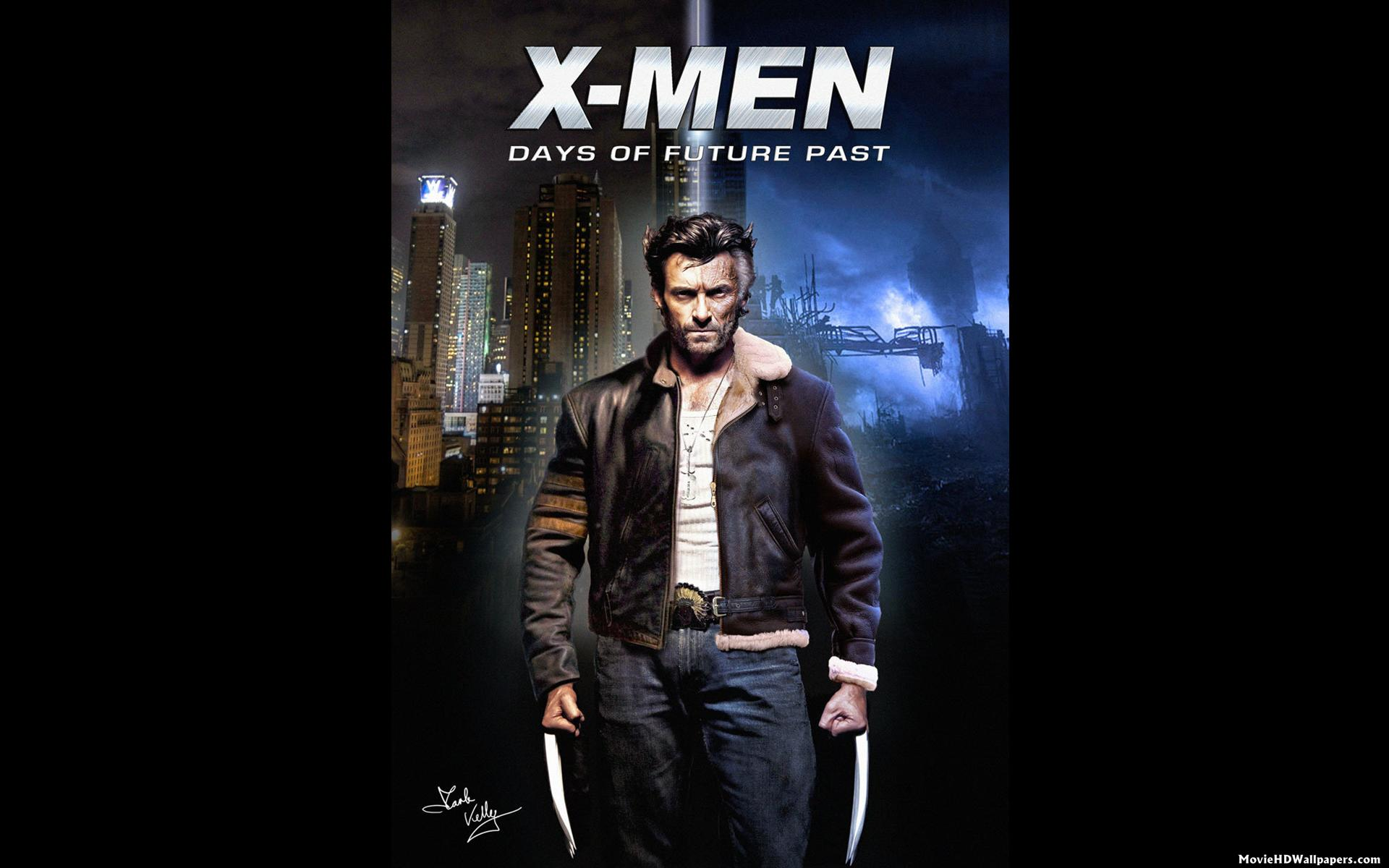 X-Men Days of Future Past - Movie HD Wallpapers