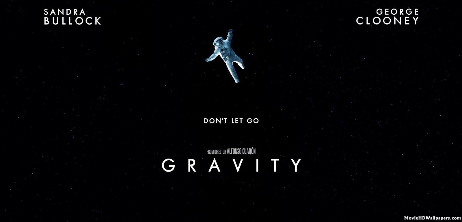 gravity (2013) - movie hd wallpapers