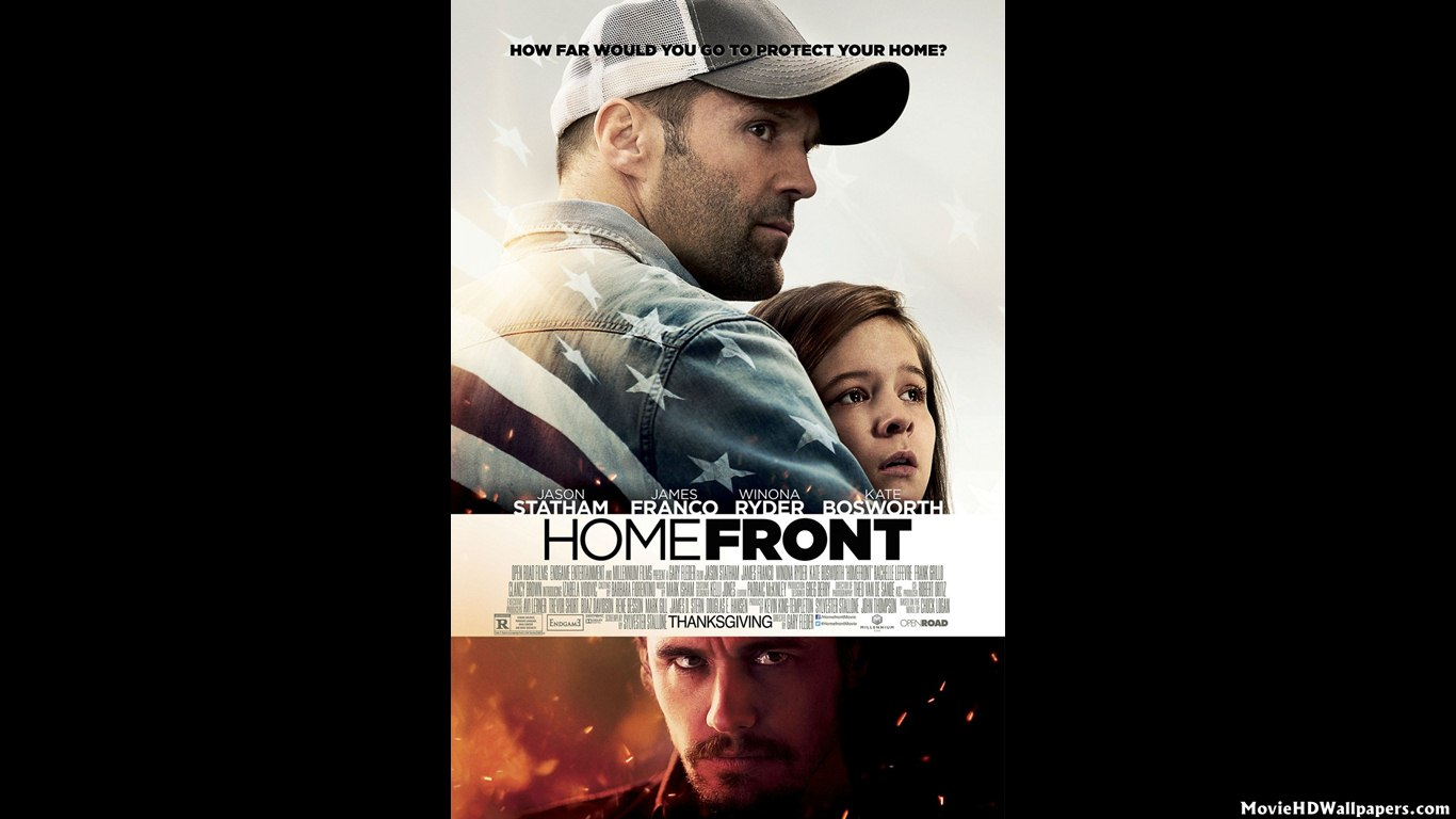 Homefront 2013 movie hd wallpapers for Wallpaper hd home movie