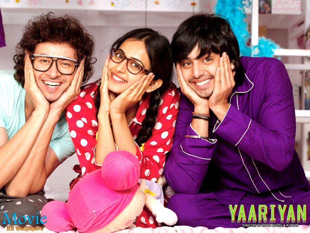 Yaariyan Hindi Movie Poster Yaariyaan (2014) - Mov...