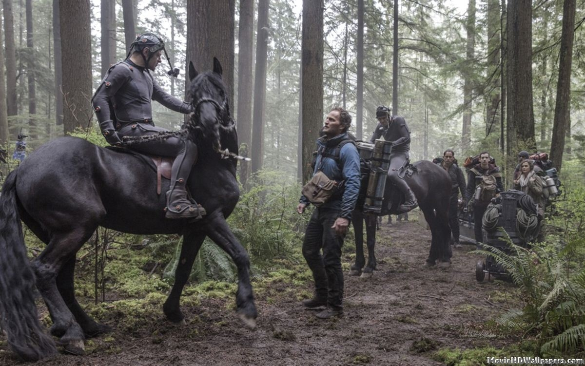 Dawn Of The Planet Of The Apes 2014 Movie Hd Wallpapers