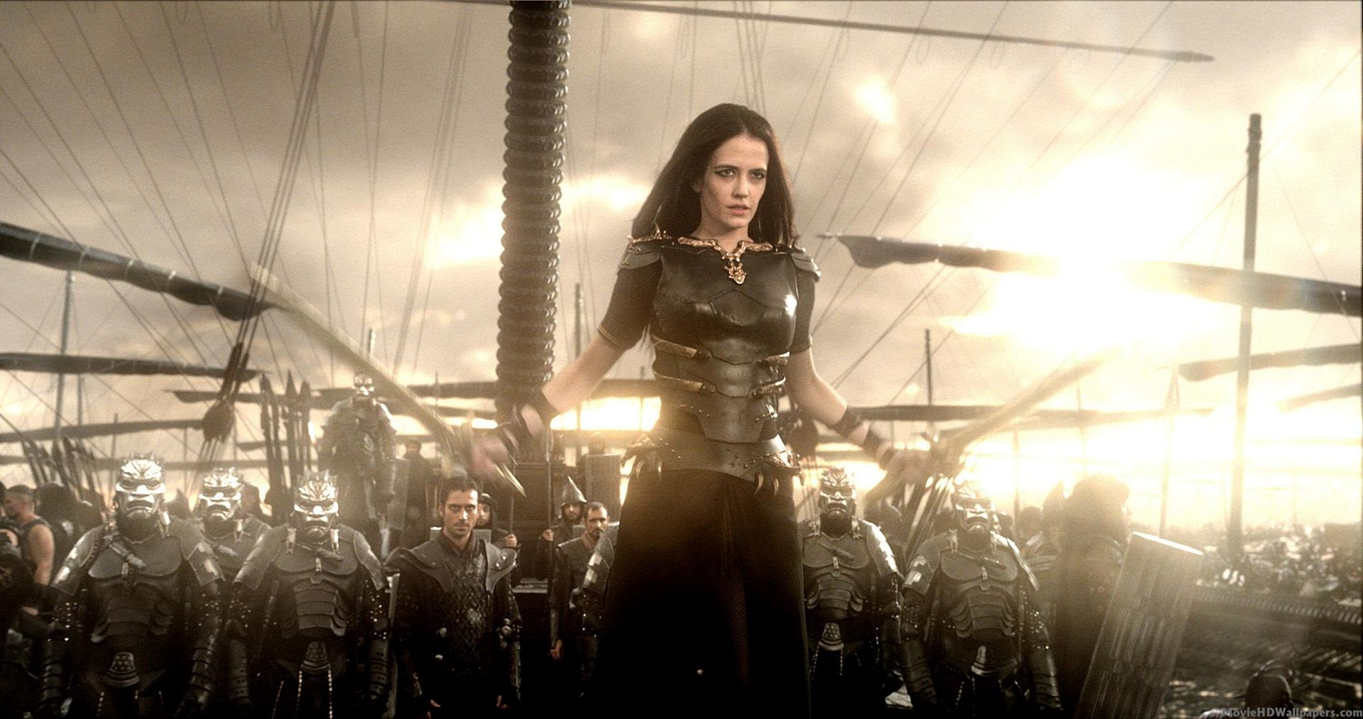 300 Rise of an Empire (2014) - Movie HD Wallpapers
