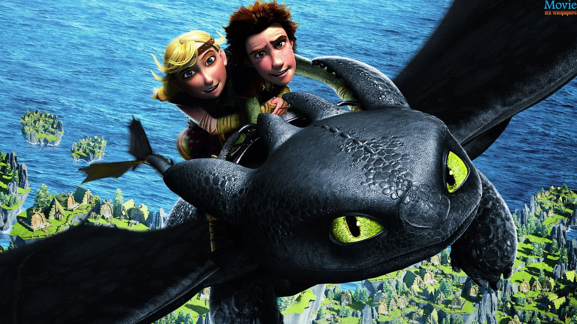the end of how to train your dragon 2
