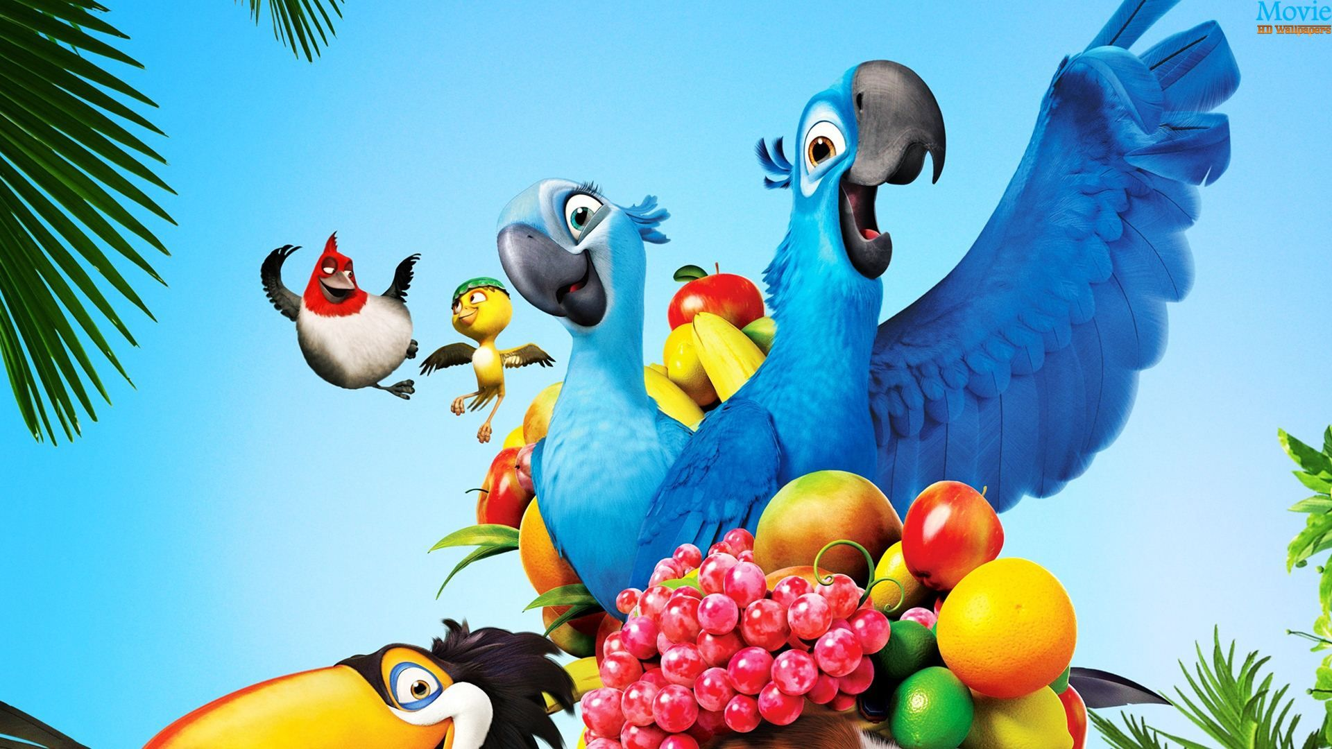 Rio 2 Movie Hd Wallpapers