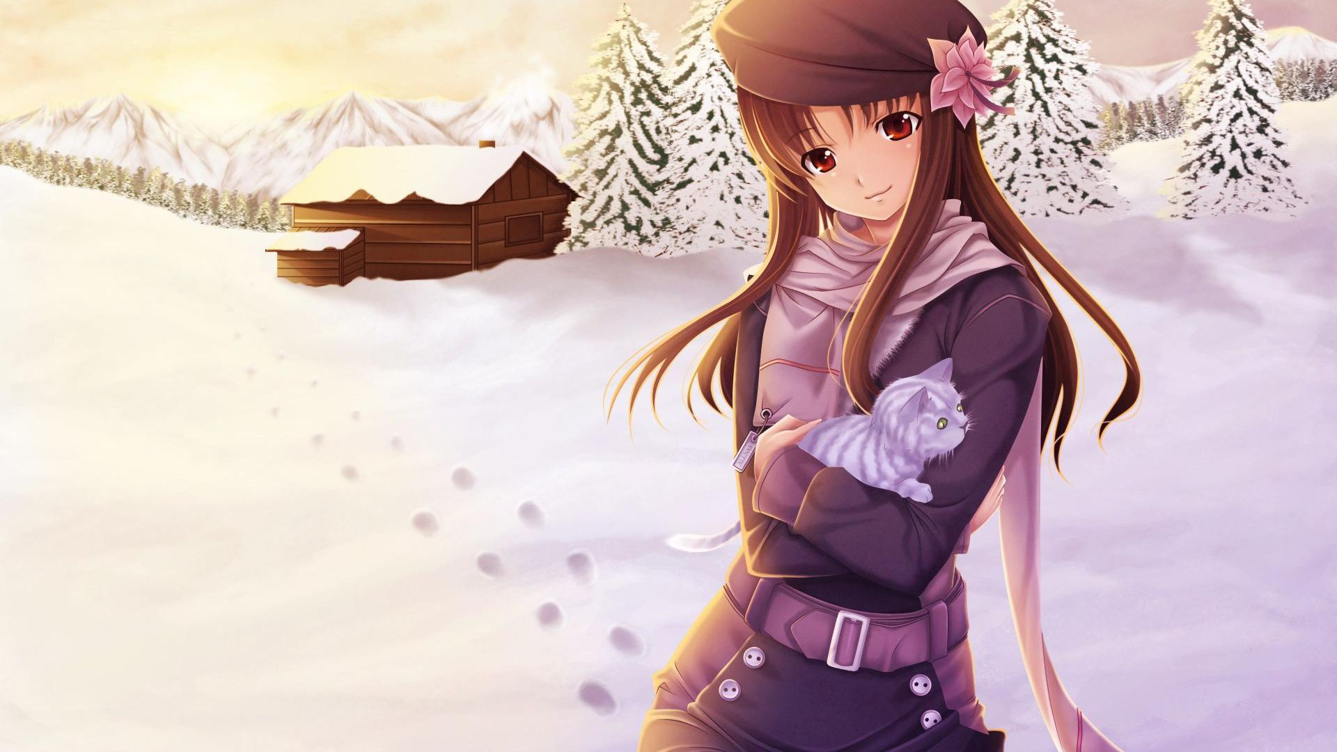 Anime girl wallpapers movie hd wallpapers - Anime girl full hd ...
