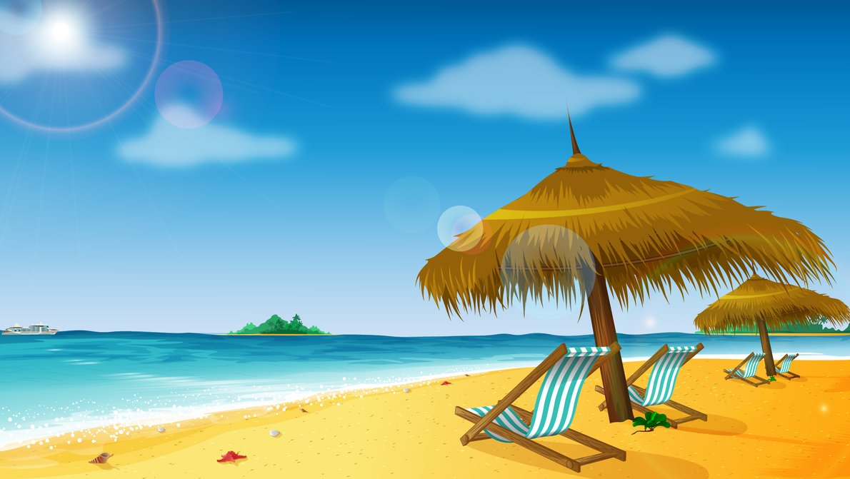 beach vector hd wallpapers | movie hd wallpapers