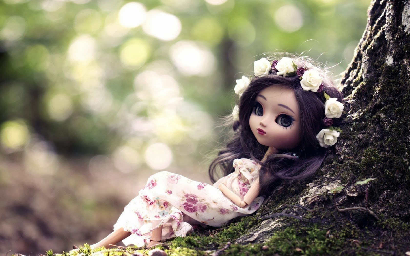 dolls of different wallpaper - photo #6