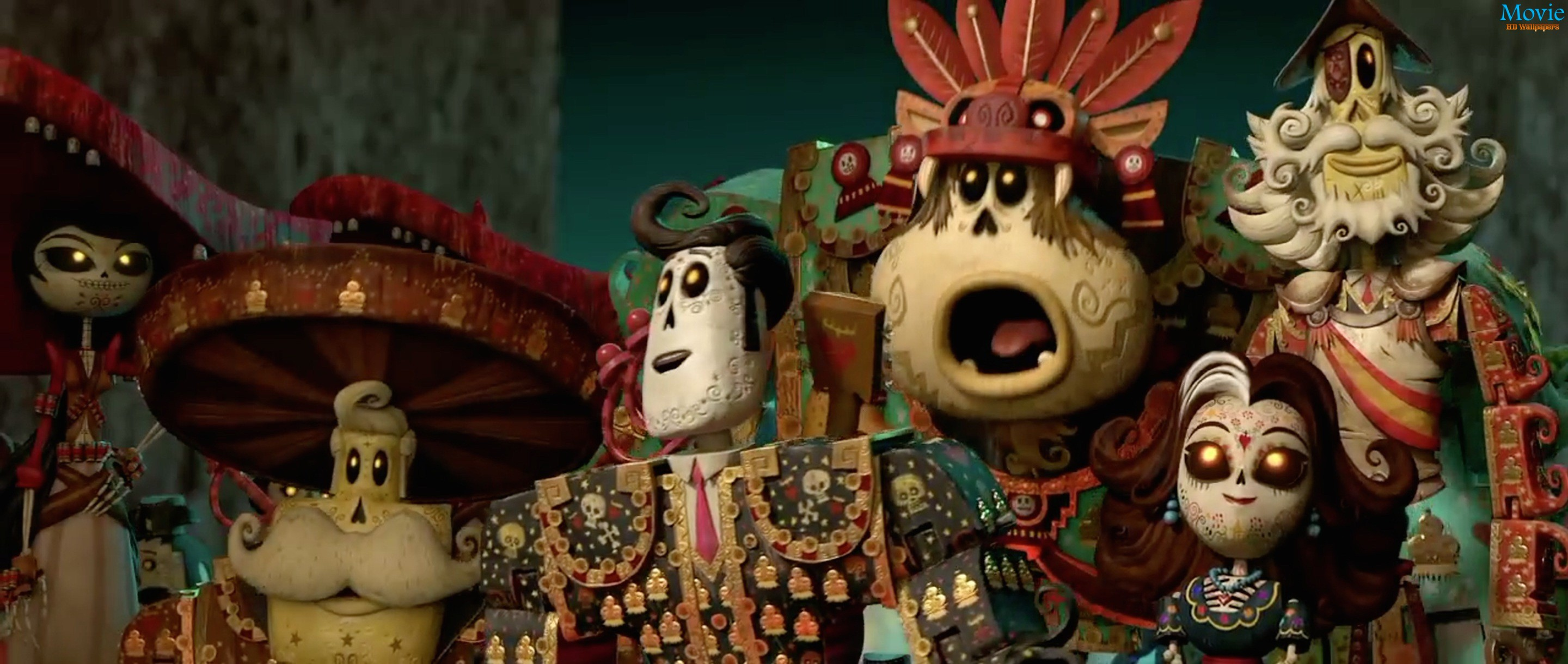 The Book of Life   Page 11782   Movie HD Wallpapers