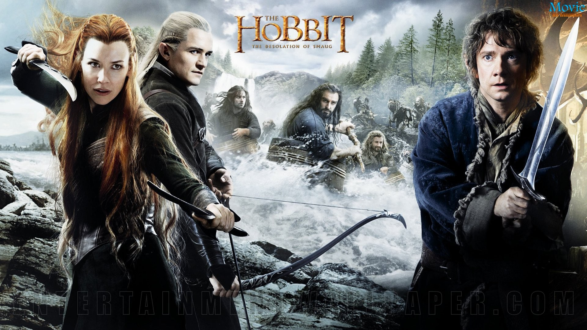 Starring The Hobbit Battle Of Five Armies