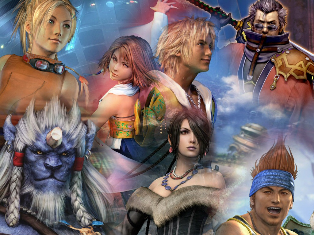 final fantasy x hd wallpapers movie hd wallpapers