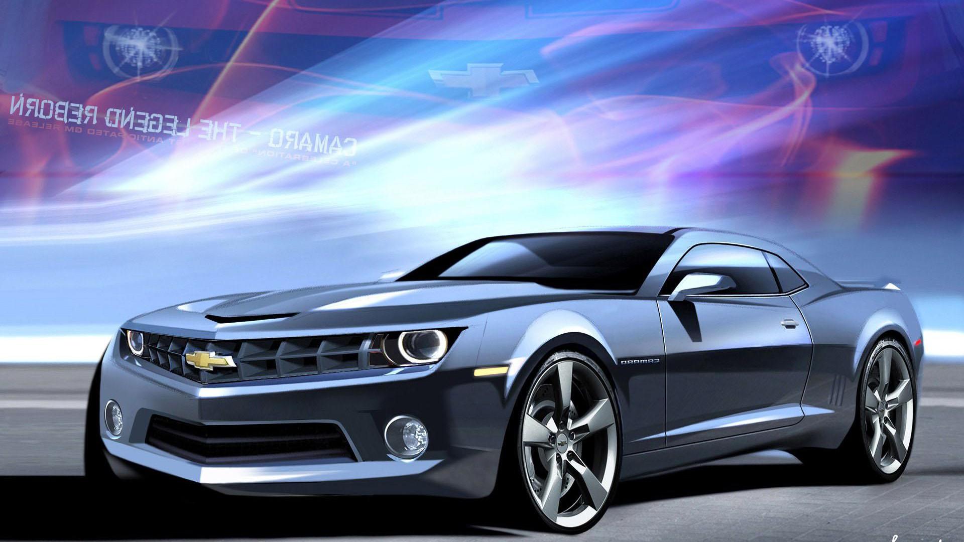Chevrolet Camaro бесплатно