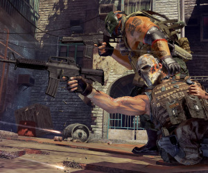 latest free desktop wallpapers of Army Of Two Wallpaper from Movie HD