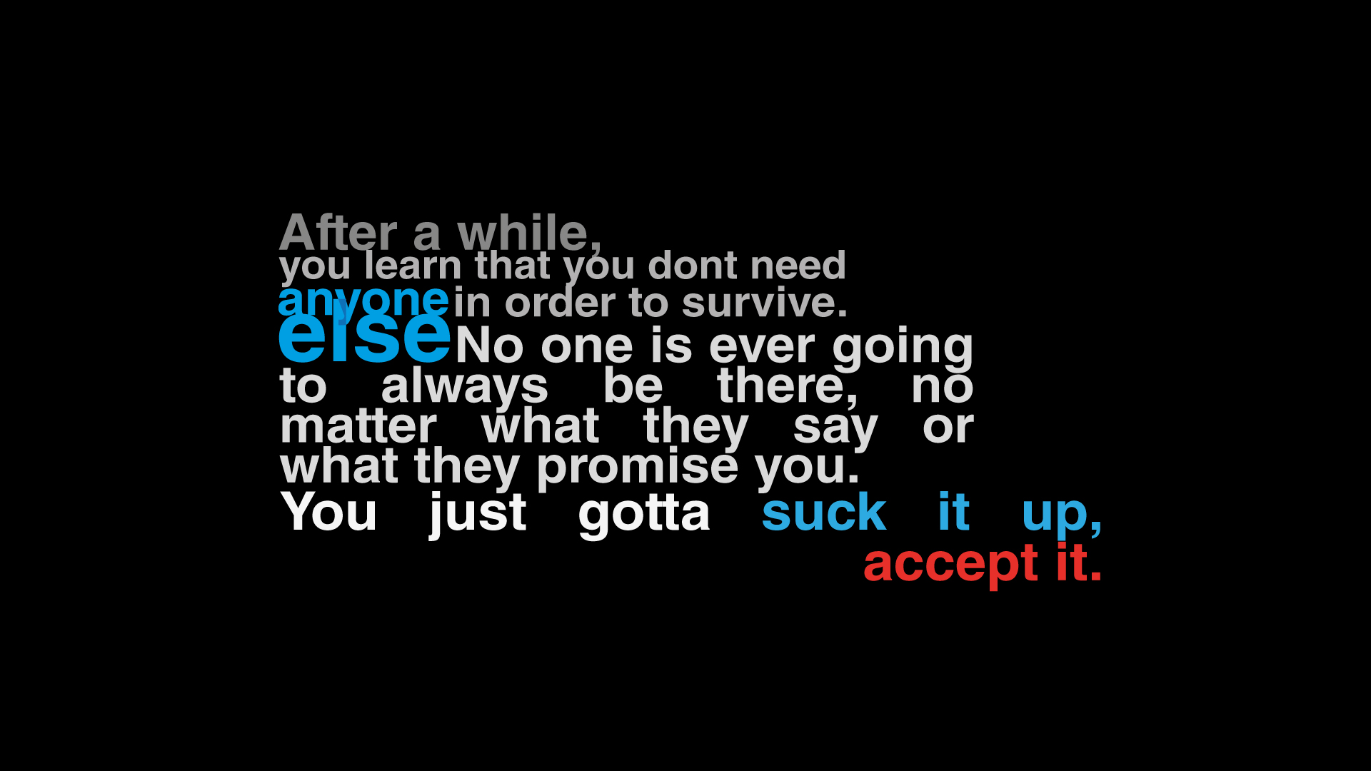 Quotes HD Wallpapers