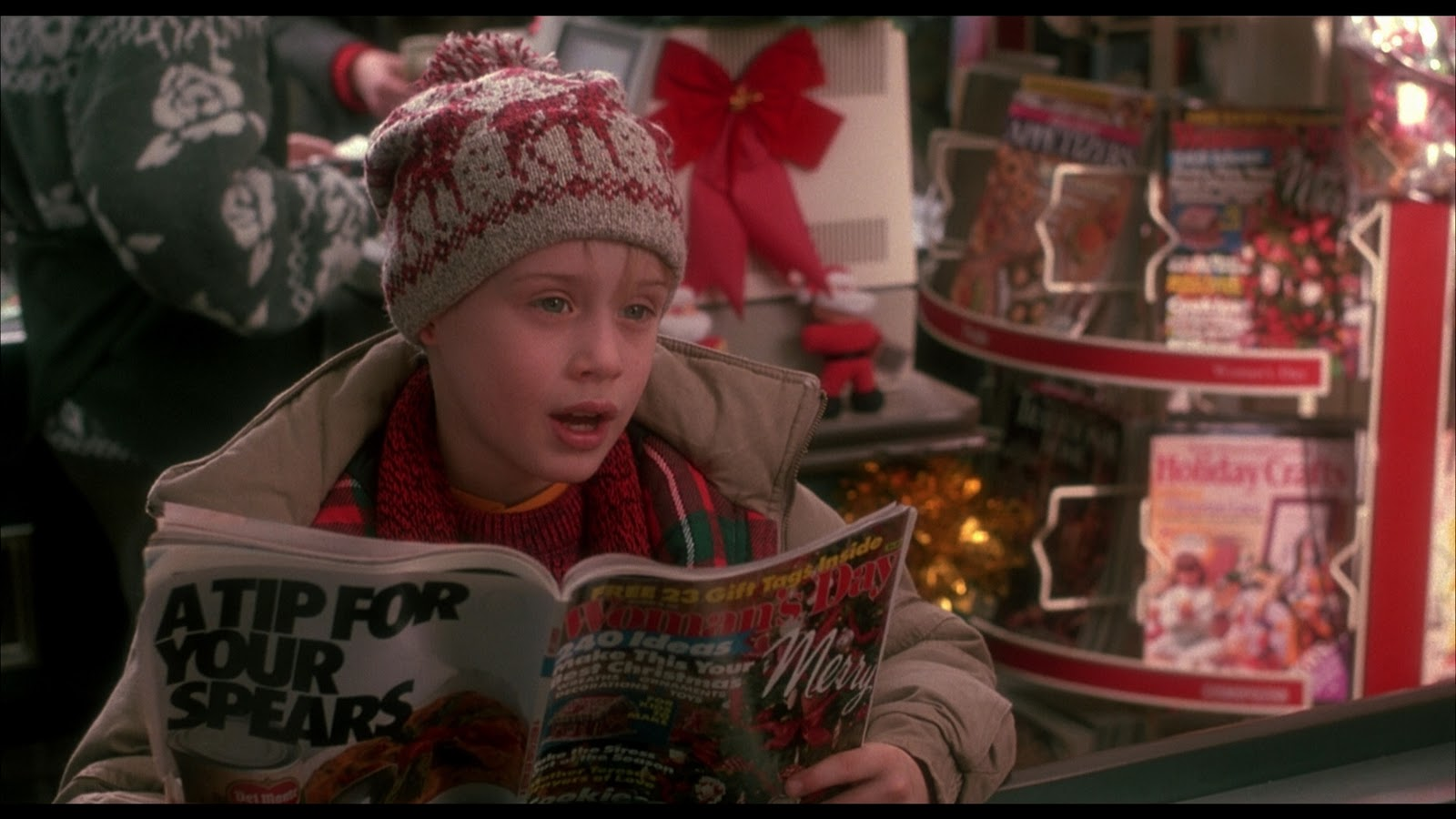 Home alone movie hd wallpapers for Wallpaper home film